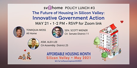 The Future of Housing in Silicon Valley: Innovative Government Action tickets