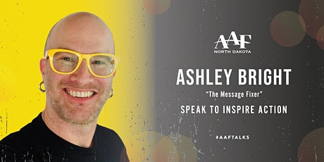 Virtual Speaker Event: Ashley Bright tickets