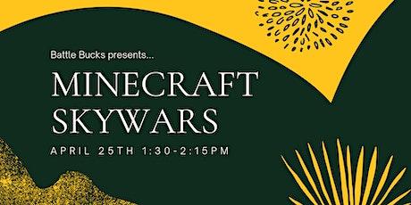 Battlebucks Minecraft Competition tickets