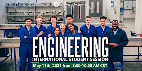 USask Engineering International Student Session tickets