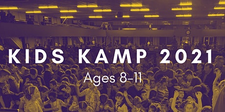 Kids Kamp 2021 tickets