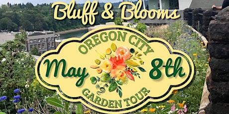 Oregon City Garden Tour: Bluff & Blooms tickets