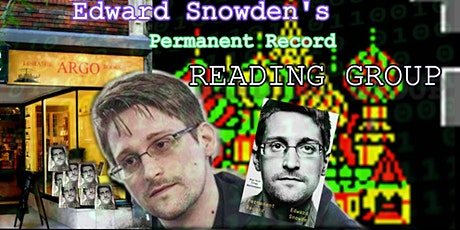 Edward Snowden's Permanent Record Reading Group tickets