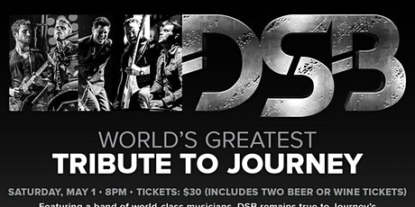 DSB - Journey Tribute Band! tickets