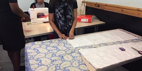 10 WEEKS COURSE IN FASHION DRESSMAKING AND PATTERN MAKING - INTERMEDIATE tickets