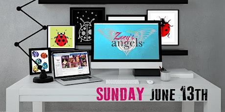 10th Annual Zoey's Angels Fun Walk (Virtual!) tickets