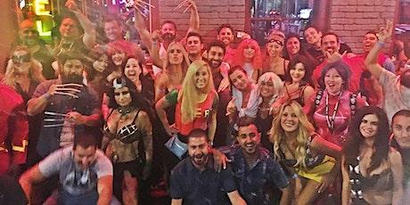 Saturday Halloween Bar Crawl tickets