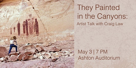 They Painted in the Canyons: Artist Talk with Craig Law tickets