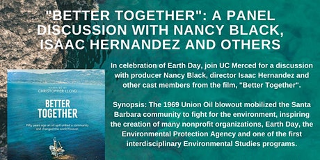 """Better Together"": A Panel Discussion with Nancy Black and Isaac Hernandez tickets"