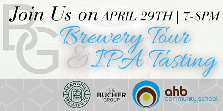 Brewery Tour & IPA Tasting - Fundraiser tickets