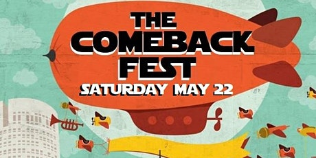 The Comeback Fest tickets