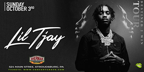 "LIL TJAY ""Destined 2 Win Tour"" - Stroudsburg, PA tickets"