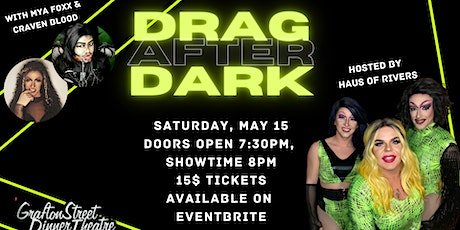 Drag After Dark tickets