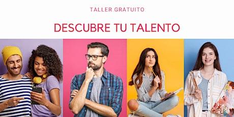 Descubre tu Talento entradas