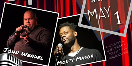Comedy at The Square tickets