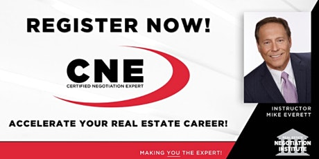 Core Concepts (CNE) Zoom Course with Mike Everett tickets
