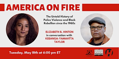 America on Fire: The Untold History of Police Violence and Black Rebellion tickets