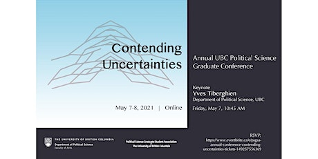 PSGSA Annual Conference - Contending Uncertainties tickets