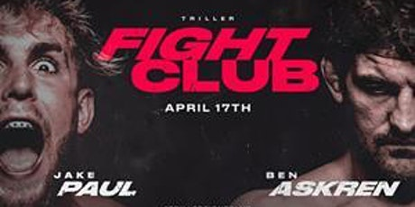 Triller Presents Fight Club Jake Paul vs Ben Askren tickets