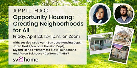 April HAC: Opportunity Housing -- Creating Neighborhoods for All tickets