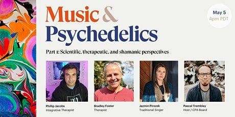 Music and Psychedelics - Part 1 tickets
