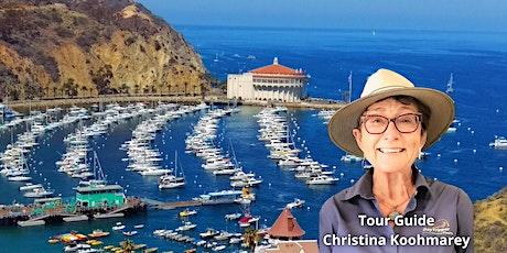 Catalina Island Daycation Getaway - 6/26/2021 tickets