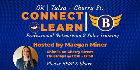 OK | Tulsa - Cherry Street Networking Luncheon tickets