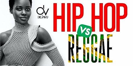 Hip Hop Vs Reggae tickets
