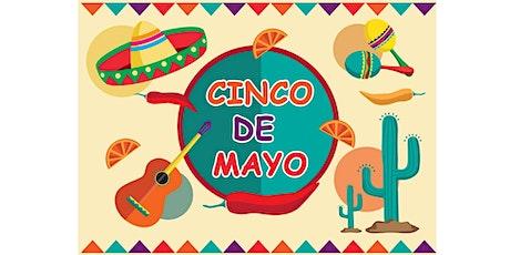 **CINCO DE MAYO** Dance Party! - Free on Zoom tickets