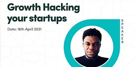 Growth Hacking your startup biglietti