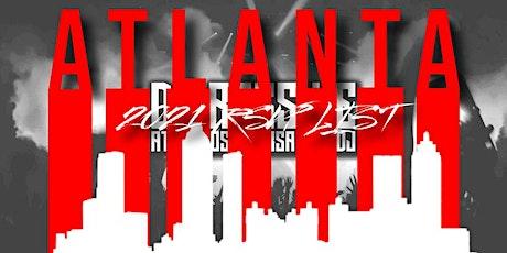 ATLANTA 2k21 RSVP LIST tickets