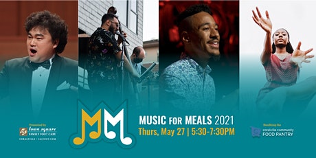 Music for Meals 2021 tickets