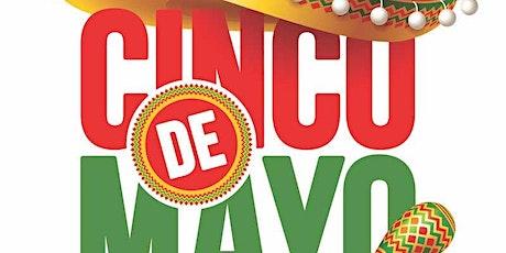 5/5 - CINCO DE MAYO ROOFTOP CELEBRATION @ SAVANNA w/FREE MARGARITAS tickets