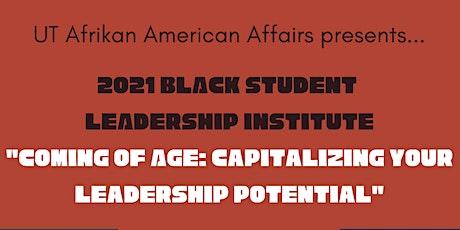 Black Student Leadership Institute tickets