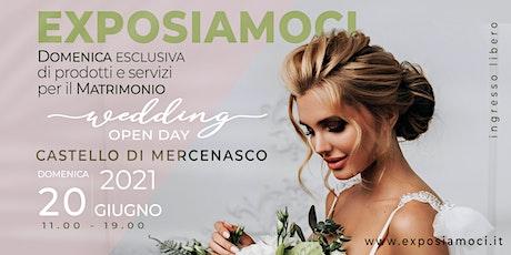 Expo...siamoci 20Giugno 2021 Castello Benso di Mercenasco biglietti