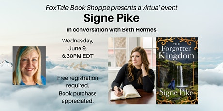 Signe Pike in conversation with Beth Hermes Virtual tickets