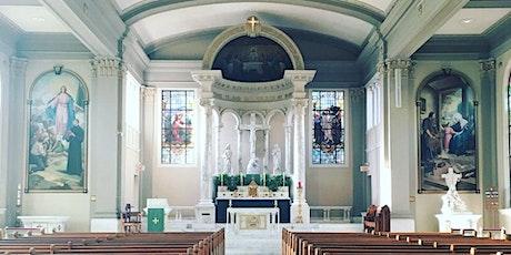 SJCNC Mass - April 25, 2021 -11:00am Sunday (10:30 choir) tickets