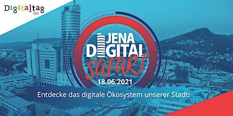 JENA Digital Safari Tickets