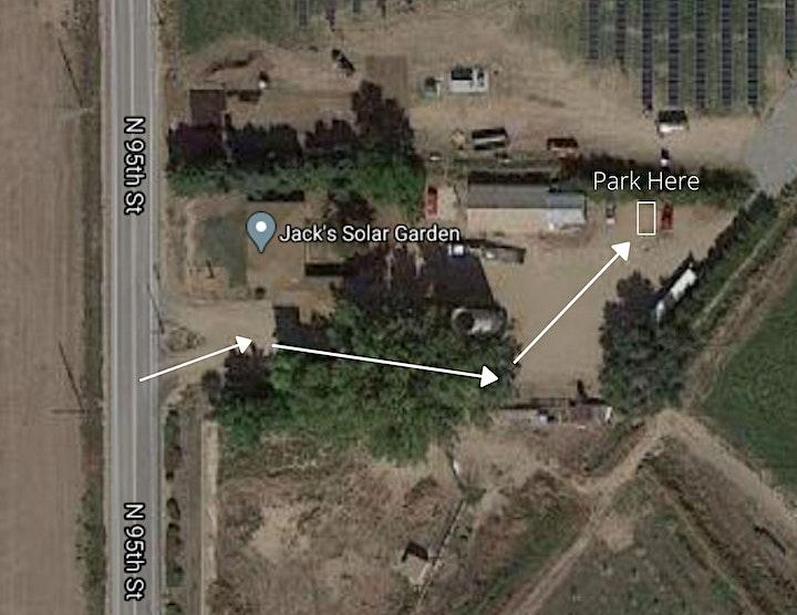Public Tour - Jack's Solar Garden image