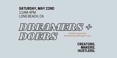 DREAMERS + DOERS x This Girl Can Maker Market tickets