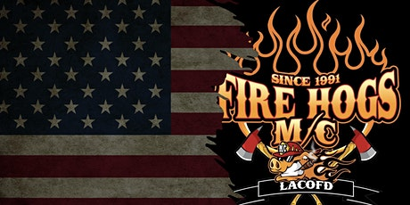 LACoFD Fire Hogs Annual Memorial Ride tickets