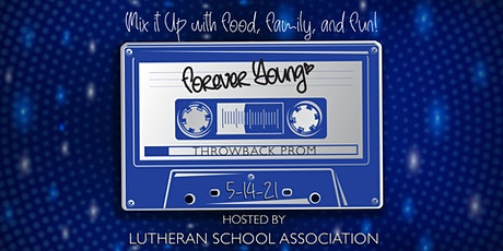 "Forever Young: An LSA ""Auction"" Night of Fun tickets"