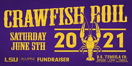 LSU Alumni Crawfish Boil 2021 tickets