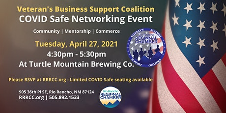 Veteran's Business Support Coalition Meeting tickets