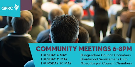 Braidwood Community Meeting tickets
