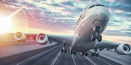 Conexión de Negocios con la Industria Aeroespacial entradas