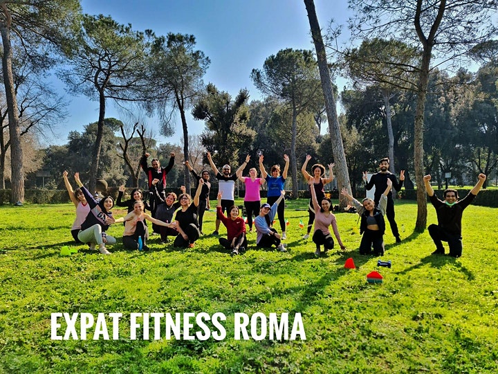 Bootcamp-style workout in Rome image