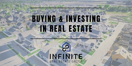Buying & Investing in Real Estate tickets