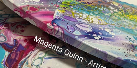 Acrylic Paint Pouring - 23 April Afternoon tickets