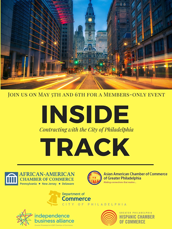 Inside Track-Contracting with the City of Philadelphia image